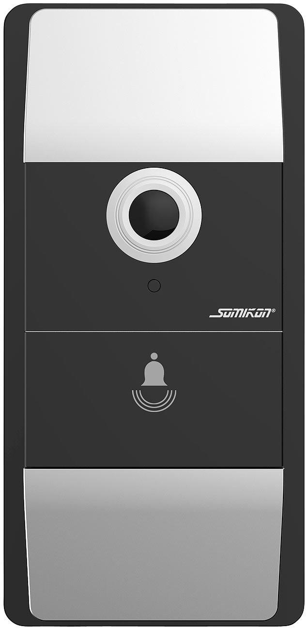 Visiophone sans fil 180/° avec wifi et contr/ôle par application