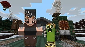 Minecraft - DLC,  Steampunk Texture Pack - Wii U [Digital Code]