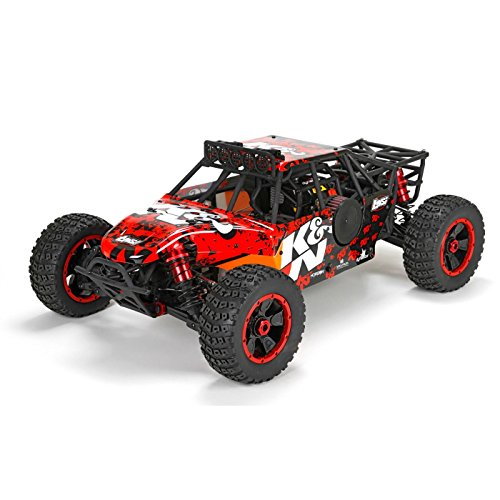 Losi K&N DBXL: 1/5 4wd Buggy RTR, - Buggy Scale 1/5 Gas