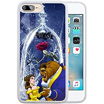 beauty and the beast iphone 8 case
