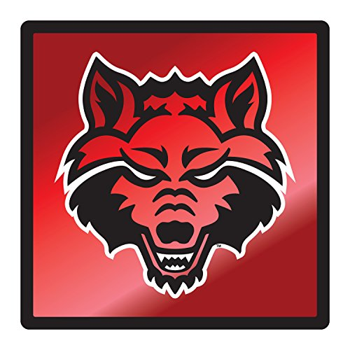 Arkansas State Indians Hitch Cover A-STATE SQUARE HITCH COVER - Arkansas Square