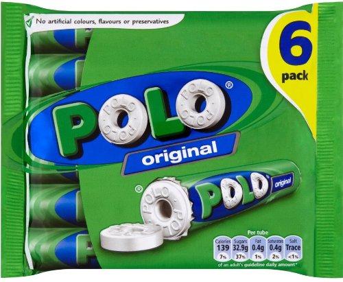 Cadbury Polo Original 6 Pack
