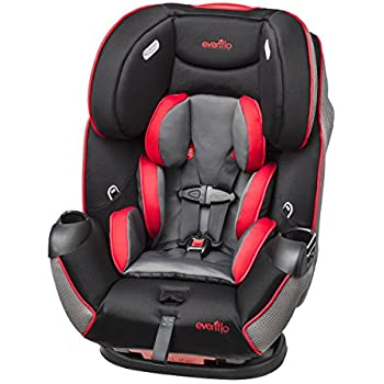evenflo safemax platinum all in one convertible car seat baby. Black Bedroom Furniture Sets. Home Design Ideas