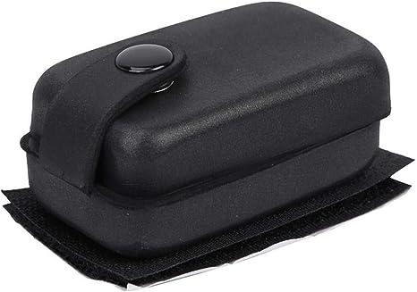 Tapa de la batería de la guitarra eléctrica de 9V, compartimento del soporte de la caja de la batería para la guitarra activa/pastilla de bajo: Amazon.es: Instrumentos musicales