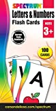 number card games - Letters & Numbers Flash Cards