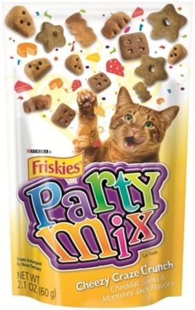 Cat Supplies Friskies Cheesy Treat