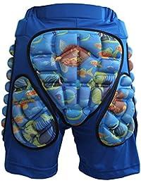 Soared Kids Boys Girls 3D Protection Hip EVA Paded Short...