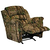 Cloud Nine Chaise Recliner Color: Mossy Oak