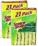 Scotch-Brite Heavy Duty Scrub Sponge (42 Count)