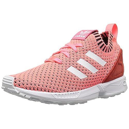buy popular 1022d 51e23 adidas Originals Kids' ZX Flux PK J Sneaker [5MjuC1512205 ...