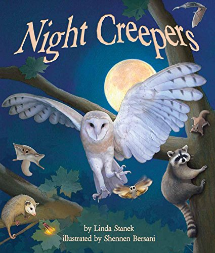 Night Creepers by [Stanek, Linda]