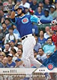 #5: 2018 Topps Now Baseball #634 David Bote Rookie Card - 2nd Walk-Off HR of the Month Leads to Cubs Win - Only 1,089 made!