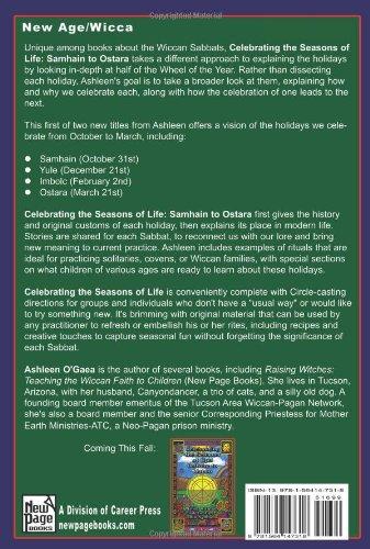 Celebrating the Seasons of Life: Samhain to Ostara: Ashleen
