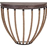 Mercana 50061 ''Bellemount'' Accent Table, 31'' x 15'' x 35''