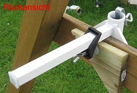 Sehr Amazon.de: Land-Haus-Shop Sonnenschirmhalter für Mauern IL59
