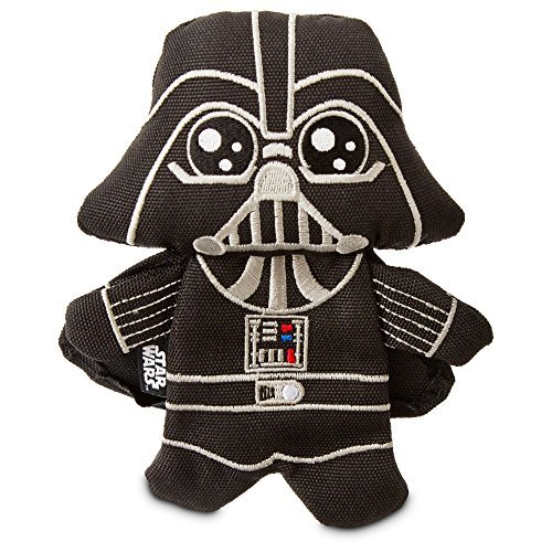 STAR WARS Darth Vader Flattie Toy Review