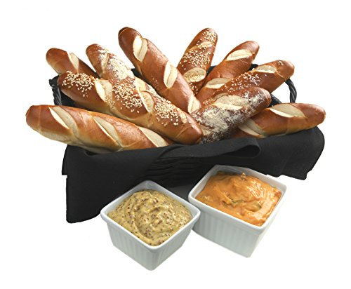 pretzel bread sticks - 5