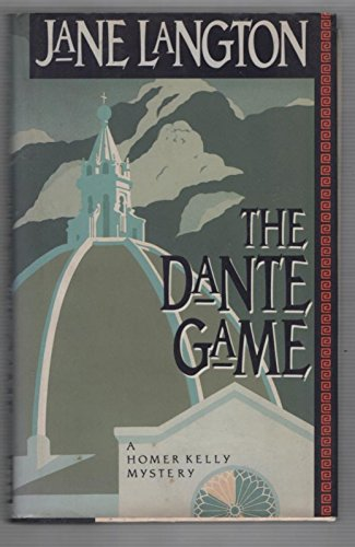 The Dante Game (Homer Kelly Mystery)