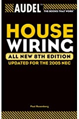 Audel House Wiring Kindle Edition