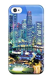 Brandy K. Fountain's Shop 3088554K82955589 Case Cover Berlin City Iphone 4/4s Protective Case