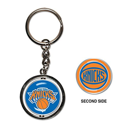 NBA New York Knicks Spinner Key -