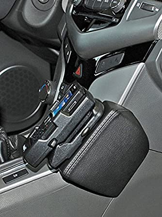 Kuda 042165 Leather Mount Black Compatible with Chevrolet Cruze Since 2011