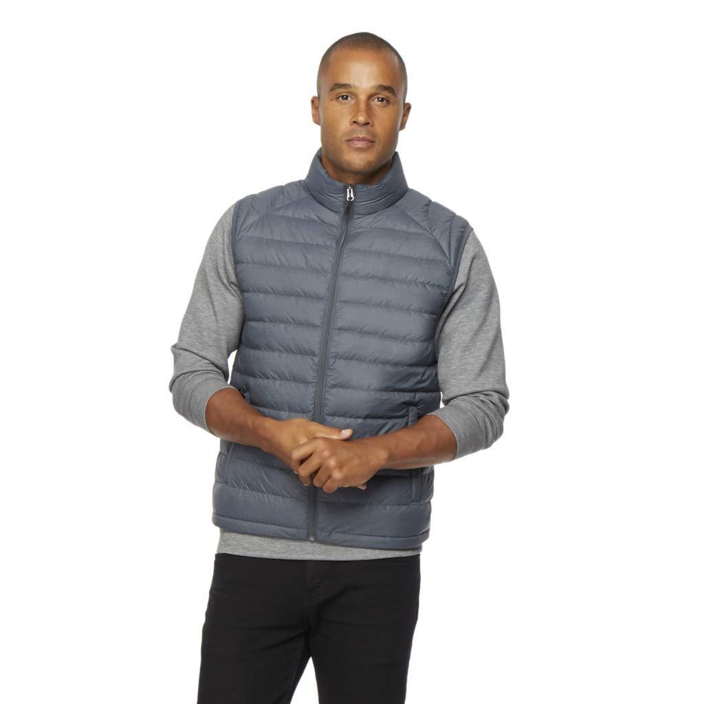 32 DEGREES Mens Ultra Light Down Packable Vest