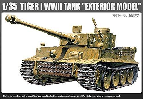 1/35 Academy 13264 Tiger ? WW? Tank