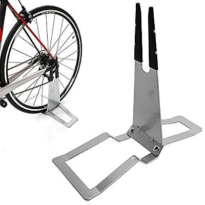 Bike Bicycle Hub Mount Floor Stand Rack