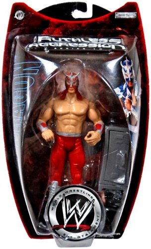 WWE Jakks Pacific Wrestling Action Figure Ruthless Aggression Series 10 Ultimo Dragon