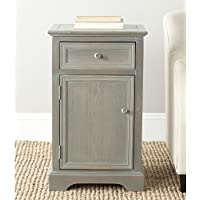 Safavieh American Homes Collection Jarome French Grey End Table