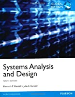 Systems Analysis and Design, Global Edition, 9th Edition Front Cover