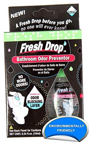 - Fresh Drop Bathroom Odor Preventor 1 ea (Pack of 6)