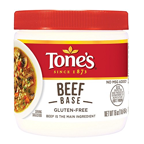 Tones Beef Base, 16 Ounce - Things Ton