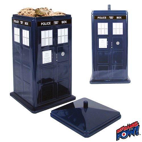 Doctor Who TARDIS (Tin) Cookie Jar