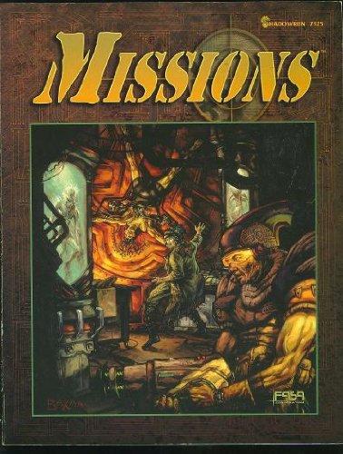Missions (Shadowrun, FAS7325) ebook