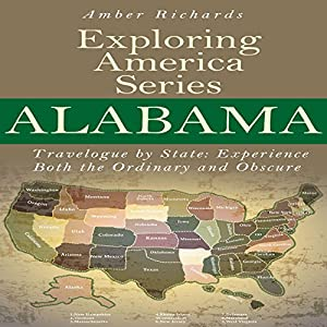 Alabama - Travelogue by State Audiobook