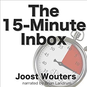 The 15-Minute Inbox Audiobook