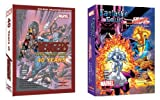 Marvel Comics Bundle - Fantastic Four & Silver Surfer Plus 40 Years of the Avengers