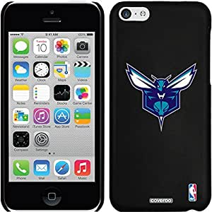 Coveroo iPhone 6 4.7 Black Thinshield Snap-On Case with Charlotte Hornets Clean Logo Design