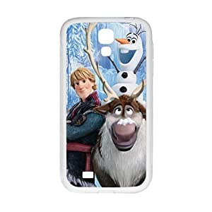 WWWE Frozen fresh cartoon design Cell Phone Case for Samsung Galaxy S4