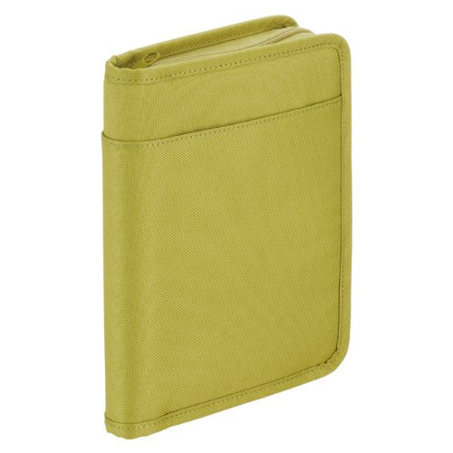 キングジム 通帳&カード収納ケース 黄緑 2360キミ 【10セット】   B008N5INCG