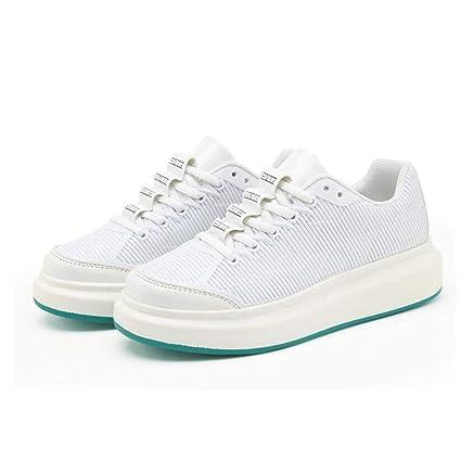 92b01fd98aac7 Amazon.com: Exing Womens's Shoes New PU Mesh Sneakers/Summer Fall ...
