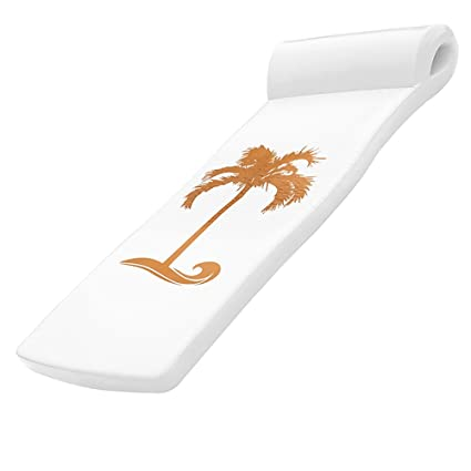 Gentil TRC Recreation L.P. Luxe Sunsation Pool Float, White 8021604