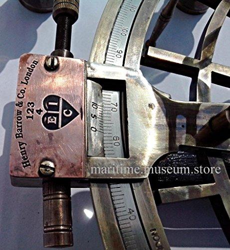 8-inch-maritime-antiques-marine-captain-sextant-brass-nautical-sextant-c-3083