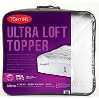 Tontine 1000GSM Ultra Loft Omega Shaped Mattress Topper