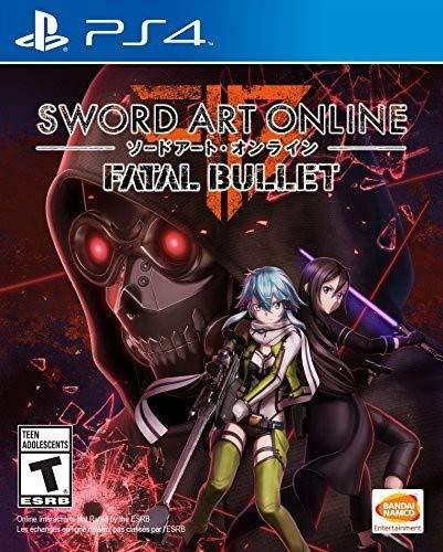 Sword Art Online: Fatal Bullet - PlayStation 4 Estándar Edition
