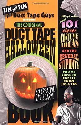 The Original Duct Tape Halloween Book from Workman Publishing Company