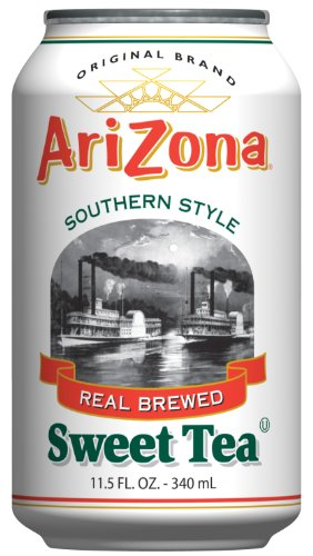 UPC 613008728151, Arizona Sweet Tea, 11.5-Ounce (Pack of 12)