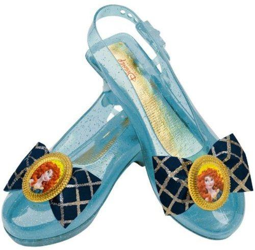 Merida Sparkle Shoes Costume Accessory